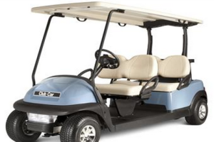 Club Car Introduces New Four-Passenger Electric Vehicle