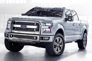 New Ford F-150 Sheds 700 Pounds, Boosts Improved Fuel Efficiency