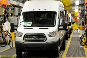 Engine Calibration Software Improves Fuel Economy on Ford Transit