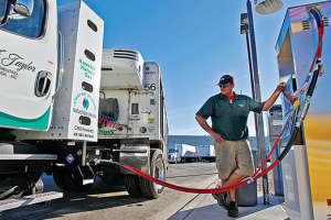 SoCalGas and CA Trucking Assoc. Rev Up Natural Gas Promo