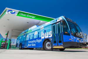 Santa Monica Converts Bus Fleet to Renewable Natural Gas (RNG)