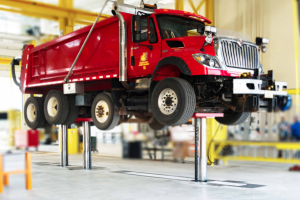 Stertil-Koni Debuts Vehicle Lift System to Replace Aging In-ground Piston Lifts
