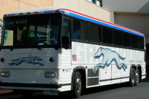 Greyhound Partners with On-demand Parking for Added Edge