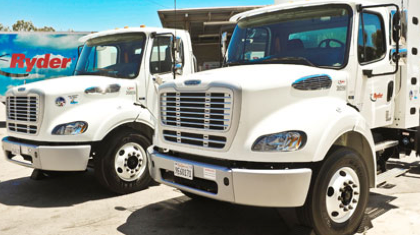 Ryder to Go 100% Natural Gas for California Fleets