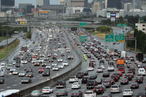 Atlanta and Chicago Top List in Truck Freight Congestion
