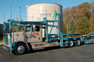 Mainstay Delivers New CNG Fuel Systems to Car Hauler