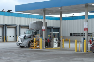 Largest Private CNG Fueling Station in North America Completed