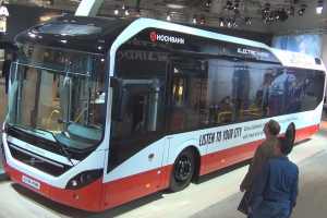 Volvo Sells Electric Bus System to Belgium