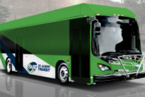 City of St. Albert First in Canada to Order All-Electric Transit Buses