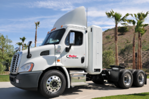 Ryder Fleet Tops 100 Million Natural Gas Vehicle Miles