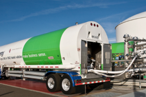 Clean Energy Wins CNG Contract with WMATA