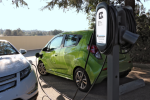 New Power Sharing EV Charging Stations from ClipperCreek
