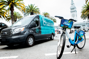Ford Acquires Crowd-Sourced Shuttle Co., Partners with Bike Sharing Provider
