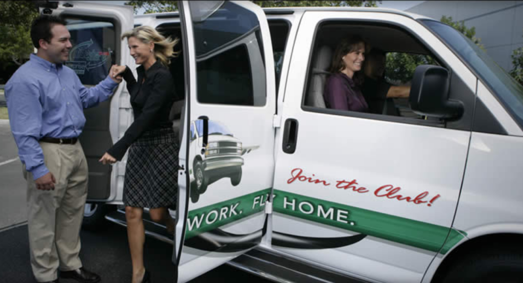 Enterprise Vanpool Rideshare Service Expands into Idaho