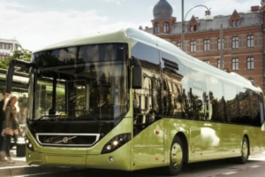Electric Buses from Volvo to Roll in Luxembourg