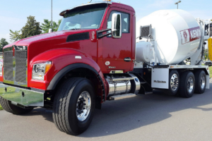 Kenworth T880 Reconfigured for HD Fleet Applications