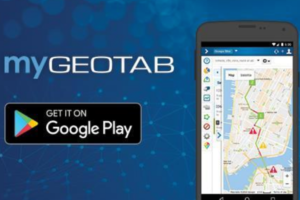 MyGeotab Software App Accessible in Google Play Store