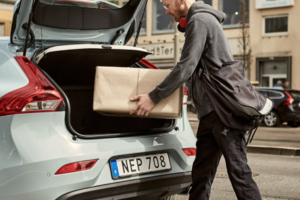 Ride-sharing Concept Comes to Small Package Shipping