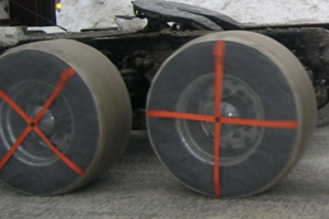 Traction Device Now Covers Wide Base Single Tires