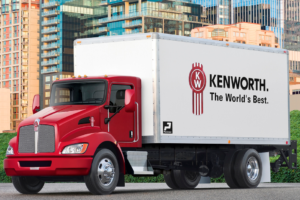 Radar Collision Avoidance System Now On Select Kenworth Trucks