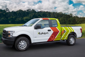 XL Hybrids Debuts XLP™ Plug-In Hybrid Upfit for Ford F-150