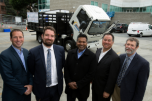 BYD Partners with Goodwill on Electric Delivery Trucks in Bay Area