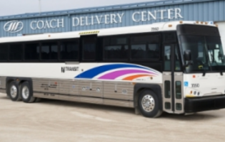 NJ TRANSIT awards MCI 2nd Year of 6-year contract for 185 Commuter Coaches
