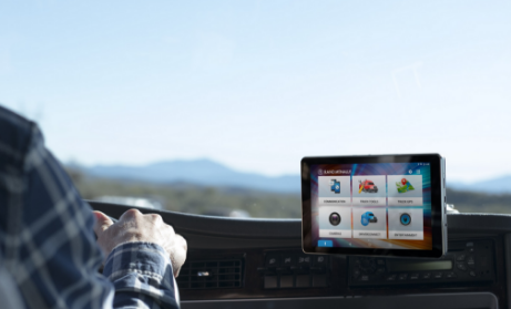 New Connected Truck Device from Rand McNally