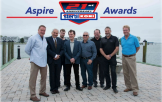 Stertil-Koni Honors Six Distributor Companies with Aspire Program Award