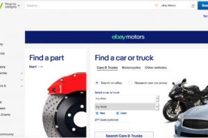 eBay Taps TrueCar Services for New Car Buying Program