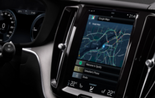 Volvo Partners with Google to Fuse Android in Next Gen Connected Vehicles