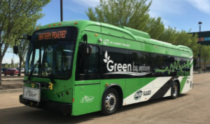 Canada's Oil Province Buys BYD Electric Buses
