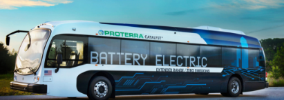 Park City Taps Proterra for Utah's First Zero-Emission, Battery-Electric Mass Transit Fleet