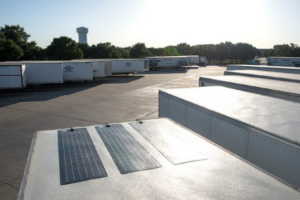 Fleets Expand Use of Solar to Charge Batteries in Trucks and Trailers