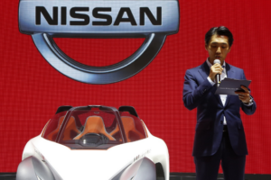 Revolutionary E-Power 100% Electric Motor Drive System from Nissan
