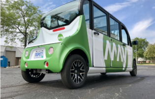 Self-Driving  Vehicle Company, May Mobility, Could Redefine Fleets
