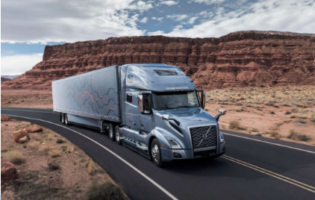 Volvo Trucks Debuts New Long Haul Truck in Mexico with VNL Series