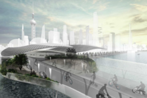 BMW's Dream: A Hyperloop for Electric Bicycles