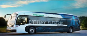 LA Department of Transportation Taps Proterra for 25 Zero-Emission Buses