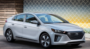 Hyundai Adds Plug-In Hybrid in 2018