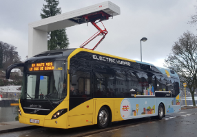 Volvo to Bring Autonomous Electric Buses to Singapore