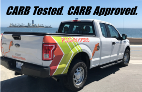 XL Hybrids Wins CARB Approval for Plug-in Hybrid Electric Ford F-150s in CA