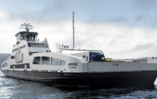 Electric Ferry Sinks Emissions and Costs