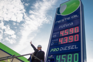 Neste's Renewable Fuels Strives to Reduce Global Emissions