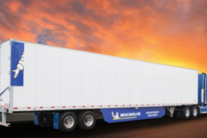 Michelin Offers Aerodynamic Trailer Solution