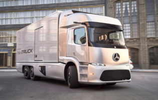 German Government to Offer Subsidies for Electric Trucks