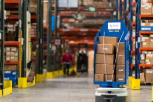 Ryder Deploys Robots and Drones in its Smart Warehouse