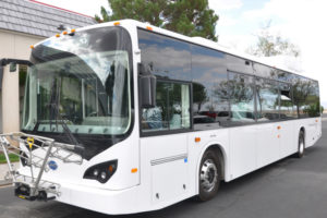 SunLine Transit Puts Toe in Water with First All-Electric Buses
