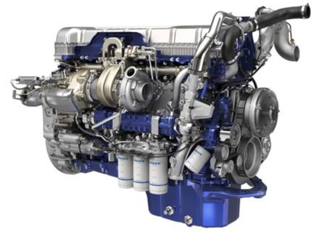 Volvo Adds Turbo Compounding for More Engine Power and Efficiency